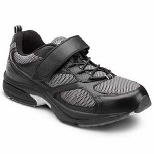 DR. COMFORT ENDURANCE MEN'S ATHLETIC SHOE 9.5W